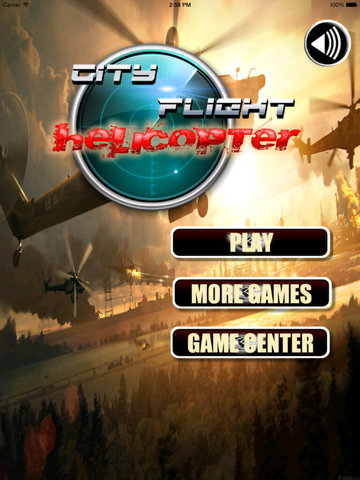 City Flight Helicopter Pro - Combat War Strike Propeller Wings screenshot 6