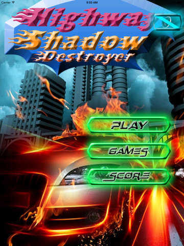 A Highway Shadow Destroyer PRO - Speed No Limit Race screenshot 6