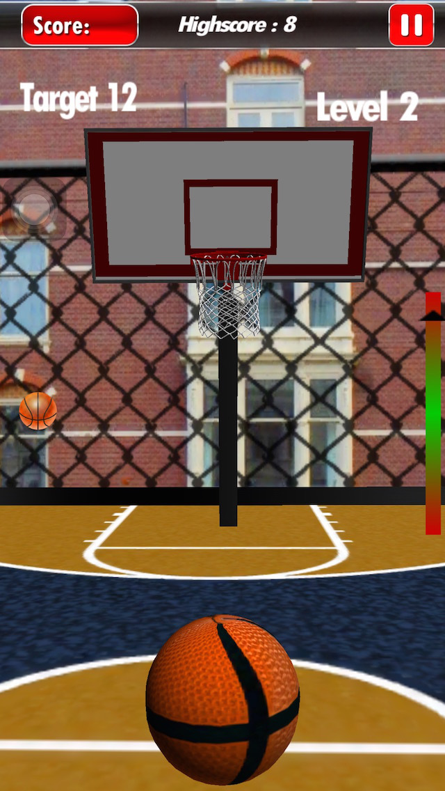 Star Basketball Challenge screenshot 1