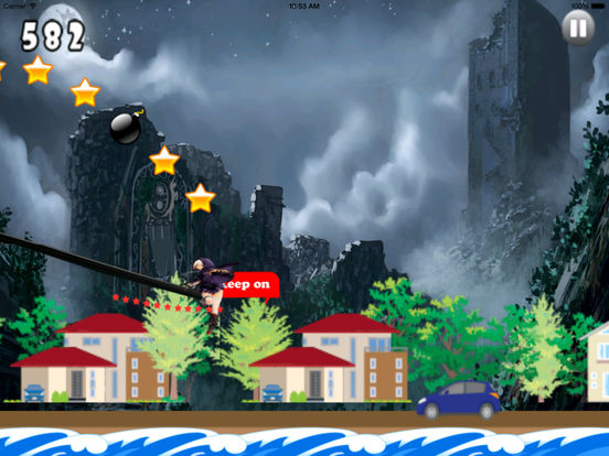 A Happy Magic Jump Pro - Jump High And Increases Your Level screenshot 8