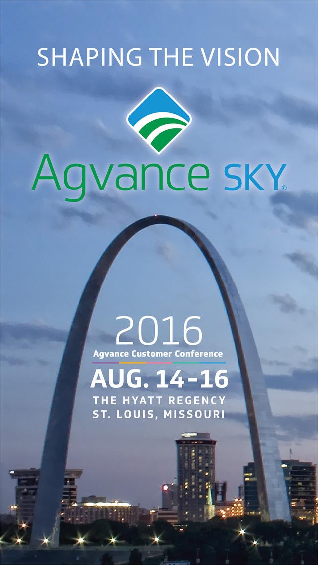 Agvance Customer Conference screenshot 2