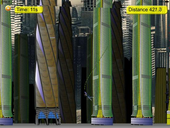 A Rope From Dusk Fly PRO - Thief Vs Hero screenshot 7
