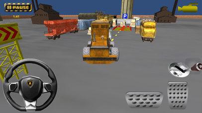Factory Car Parking Simulator screenshot 5