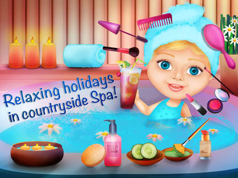 Spring Fruit Party - Spa, Dress up & Decoration screenshot 7