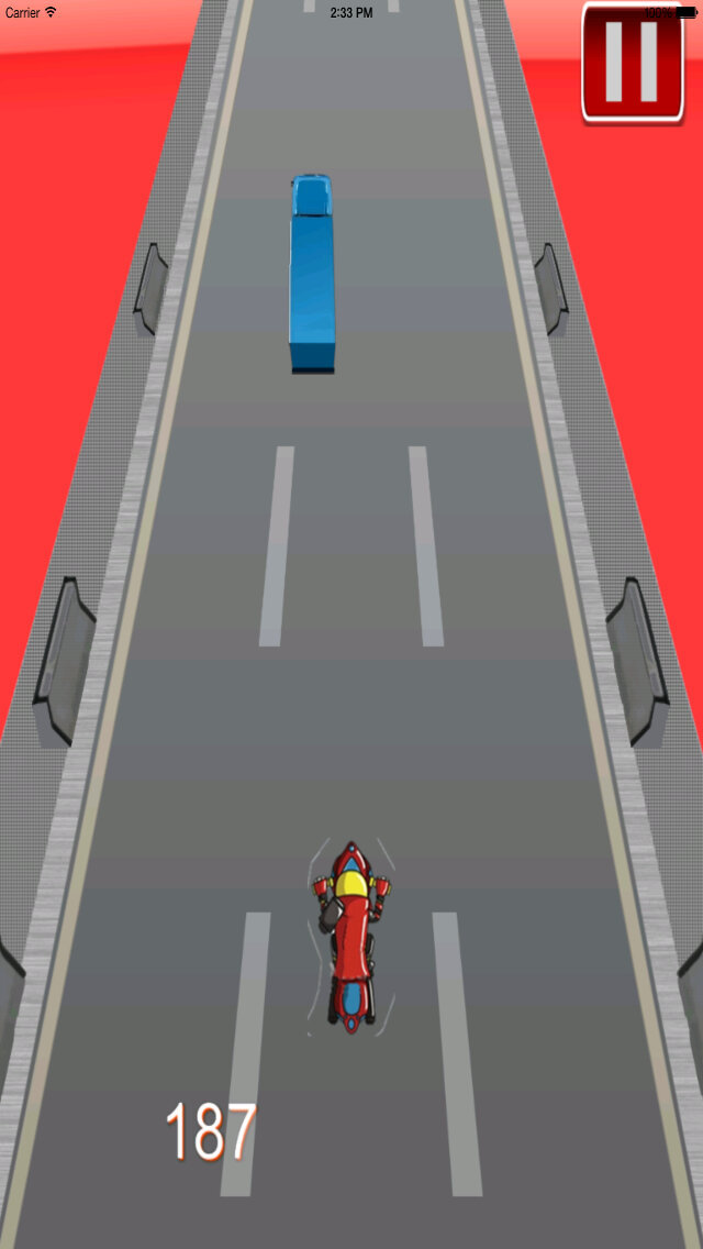 A Great Competition Motorcycle On The Road - Game Crazy And Explosive Motorcycle screenshot 5
