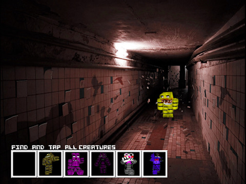 Teddy Story Survival Horror for Five Nights at Fre - náhled
