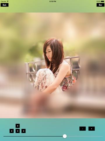 Cine Blur screenshot 7
