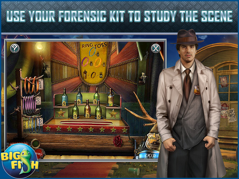Dead Reckoning: The Crescent Case - A Mystery Hidden Object Game (Full) screenshot 8