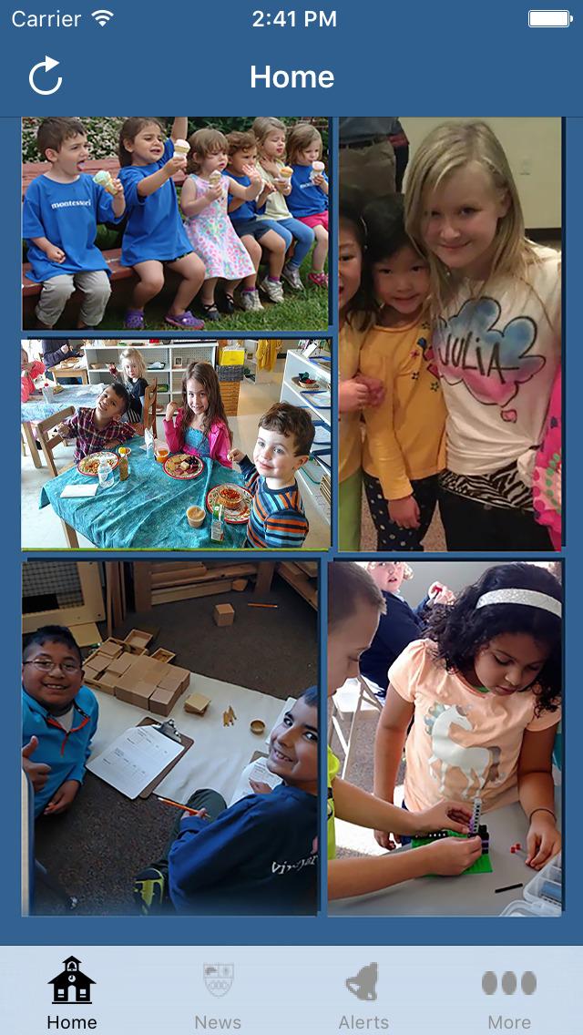 Montessori Academy screenshot 1