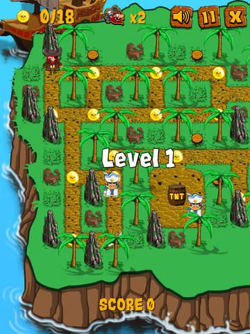 Ahoy! Pirates Adventure screenshot 7
