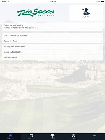 Rio Secco Golf Club (Official) screenshot 7