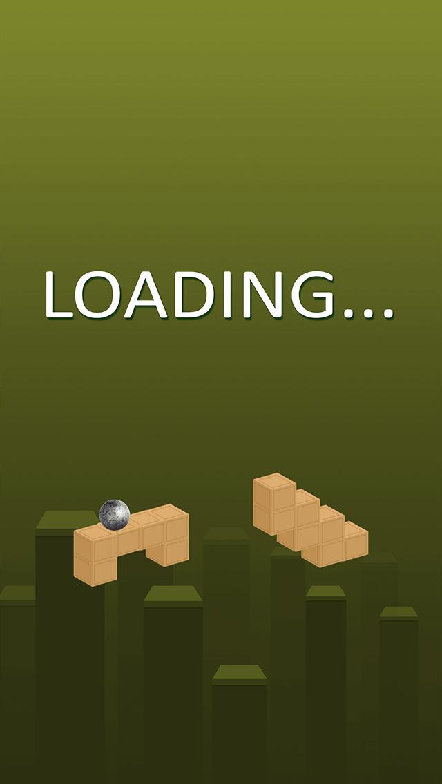 Fast Ball Block Race - cool speed block jumper game screenshot 2