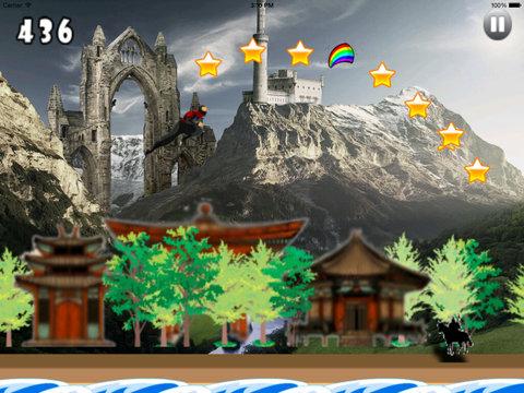 A Mystic Jump Race - Dark Hero Jumps screenshot 8