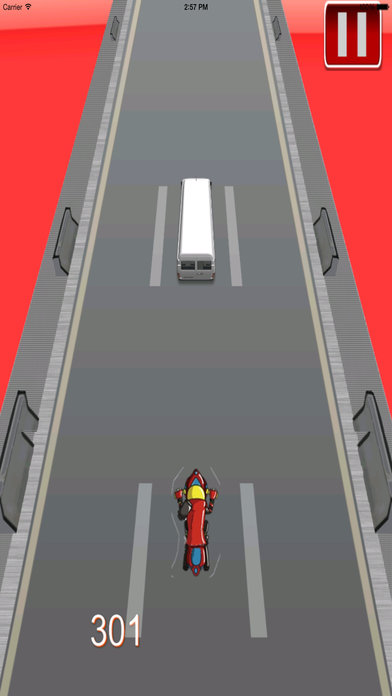 A Large Powerful And Cool Motorcycle PRO-Fast Game screenshot 5