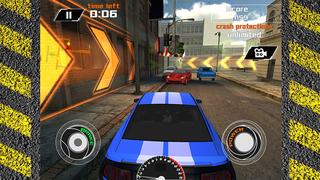 American Muscle Car Simulator - Turbo City Drag Racing Rivals Game FREE screenshot 1