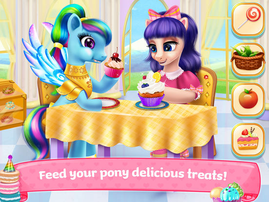 Pony Horse Princess Academy screenshot 9