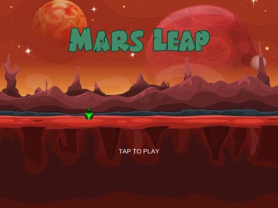 Mars Leap screenshot 6