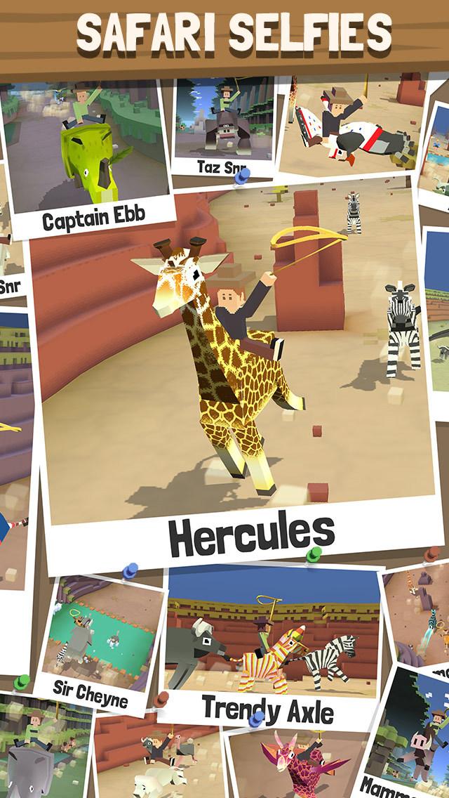 Rodeo Stampede: Sky Zoo Safari screenshot 4