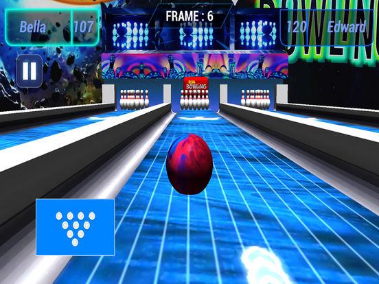 Galaxy Bowling Paradise : Real Ten Pin Master screenshot 4