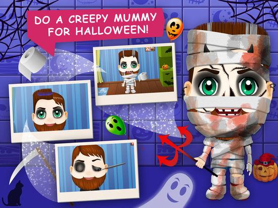 Sweet Little Dwarfs 3 - Halloween Party - No Ads screenshot 9