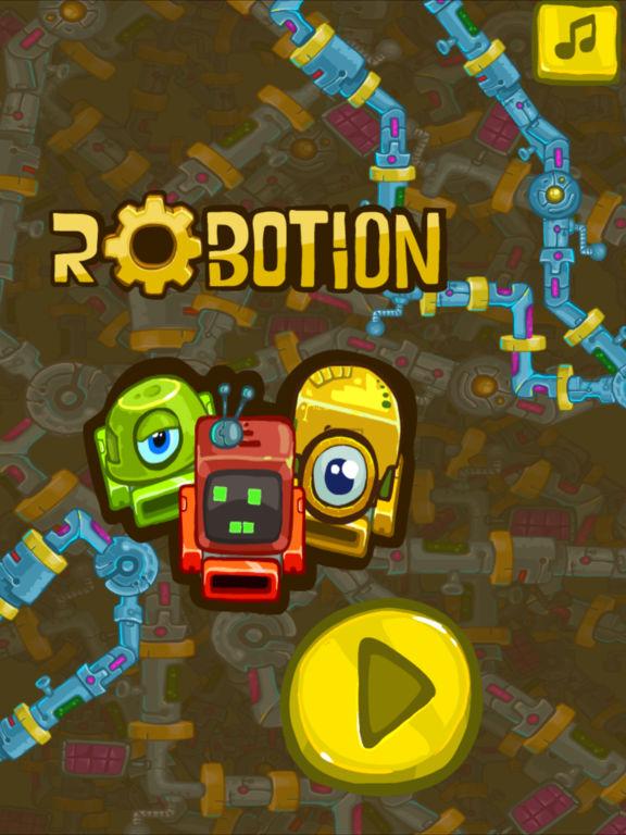 Robotion screenshot 6
