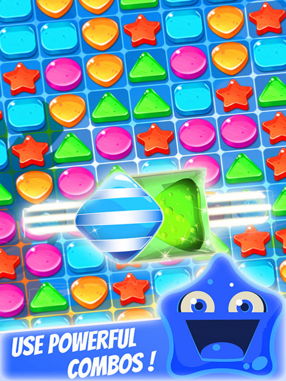 Sugar Jelly Paradise screenshot 6