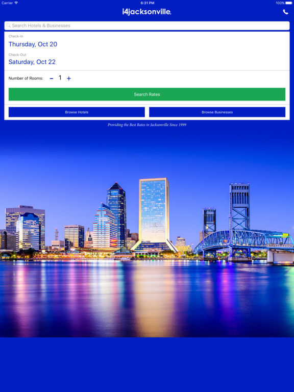 i4jacksonville - Jacksonville Hotels, Yellow Pages screenshot 6