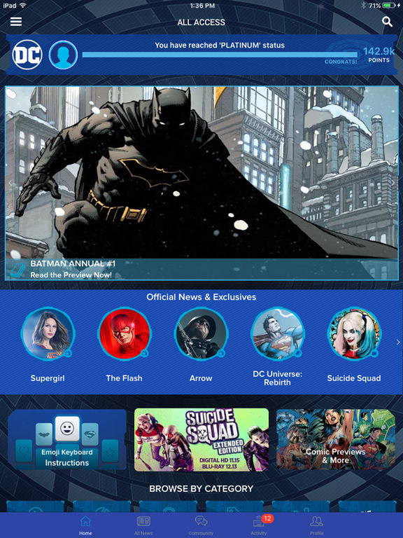 DC All Access screenshot 6