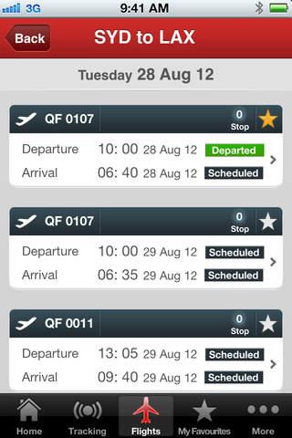 Qantas Freight - náhled