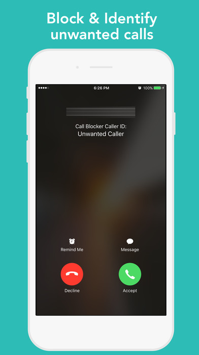 blocking calls on iphone call blocker block scam amp calls on the app 13676