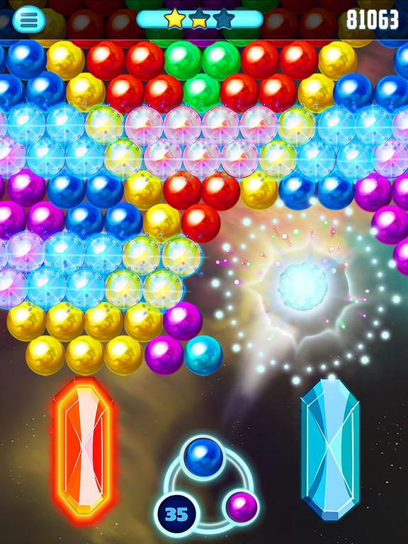 Planet Pop Bubble Shooter screenshot 9