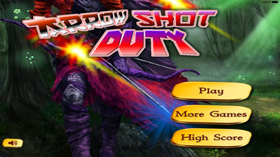 Arrow Shot Duty - Revenge Kingdoms Clash screenshot 1