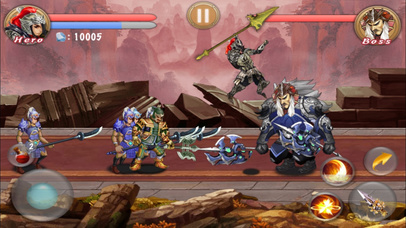 RPG Blood Honour Pro screenshot 4