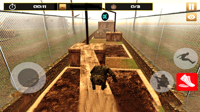 Trained The Soldier : Real Army Train-ing Game-s screenshot 2