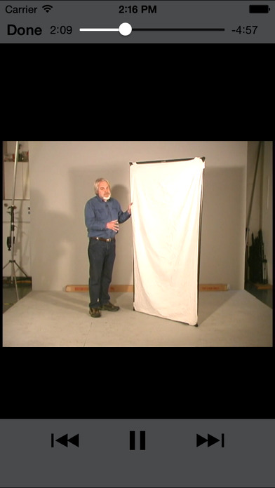 Commercial Photographer screenshot 4