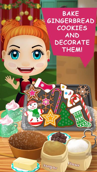 Sweet Little Dwarfs 4 - Christmas, Santa & Make Up screenshot 5