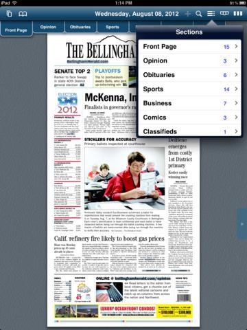 The Bellingham Herald - náhled