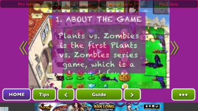 Full Guide - Plants vs. Zombies Heroes + 2 + 1 Pro screenshot 1