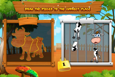 Preschool Zoo Puzzles and Baby Games for Toddlers - náhled