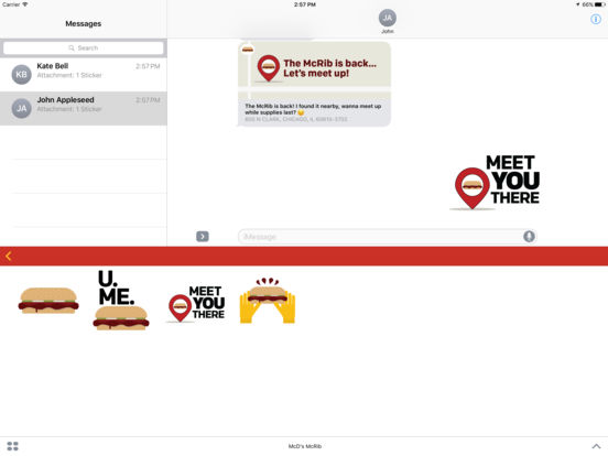 McDonald's McRib Finder screenshot 6