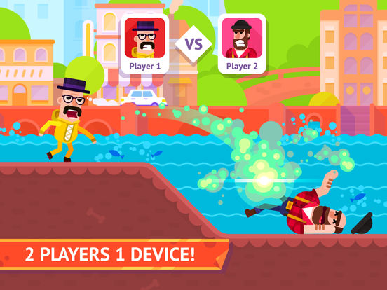 Bowmasters (Ad Free) screenshot 9