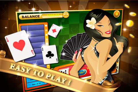 21 Hi Lo : Diamond Gangster Casino Slot Machines - náhled