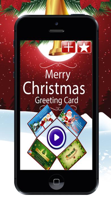Merry Christmas & Happy Near Greeting Cards screenshot 1