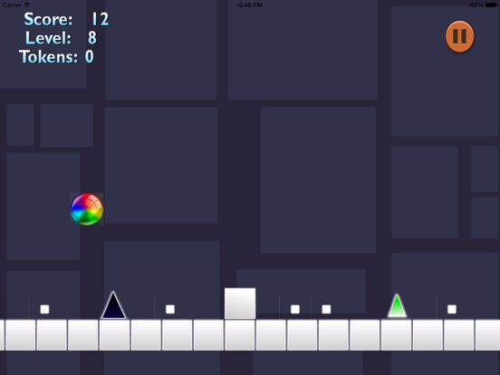 Ball Geometry Color Jumping - True Geometric War Is About To Begin screenshot 8