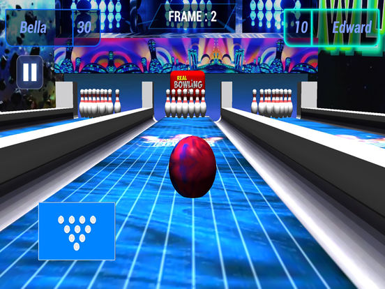 3D Bowling Club : New Free Sports Game 2016 screenshot 4