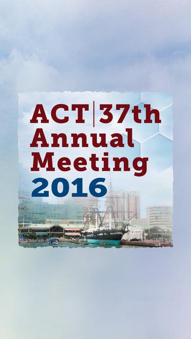 ACT2016 screenshot 2