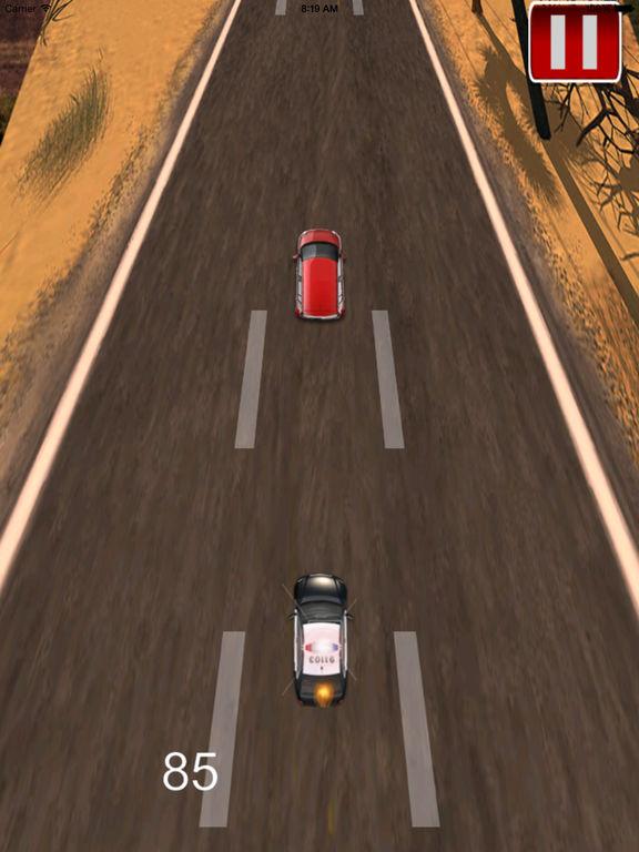 Car Police Running simulator – Awesome Vehicle High Impact screenshot 10