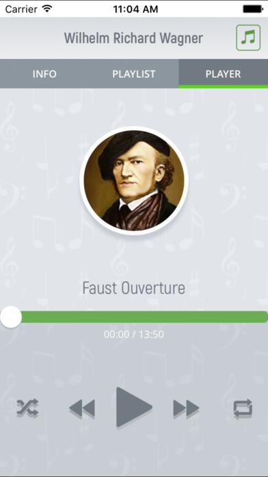 Richard Wagner - Classical Music Full screenshot 4