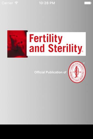 Fertility and Sterility® - náhled