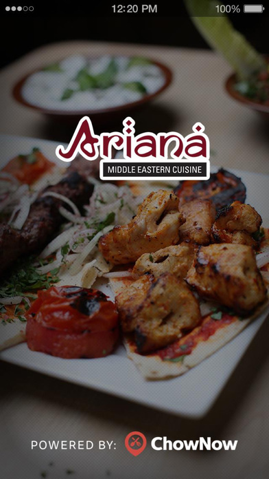 Ariana Restaurant screenshot 1
